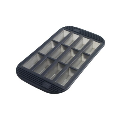 12 Mini Cake/Brownie Pan by Mastrad