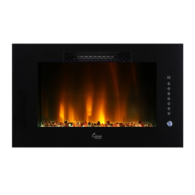Luxury Linear Electric Fireplace by Caesar Hardware International Limited