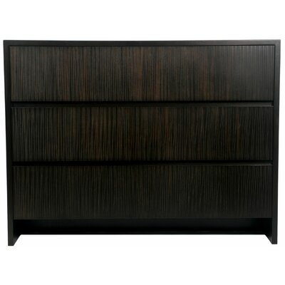 Garis 3 Drawer Dresser by Indo Puri