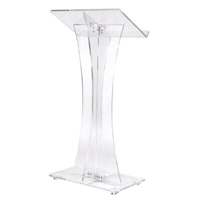 Oklahoma Sound Curved Speaker Stand