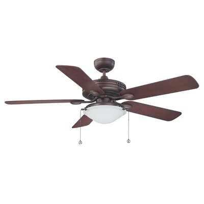 """52"""" Builder's Choice 5 Blade Ceiling Fan Product Photo"""