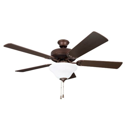 "52"" Builder's Choice 5 Blade Ceiling Fan Product Photo"