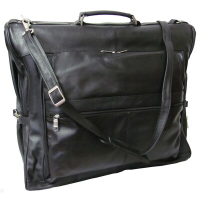 Leather Garment Bag by AmeriLeather