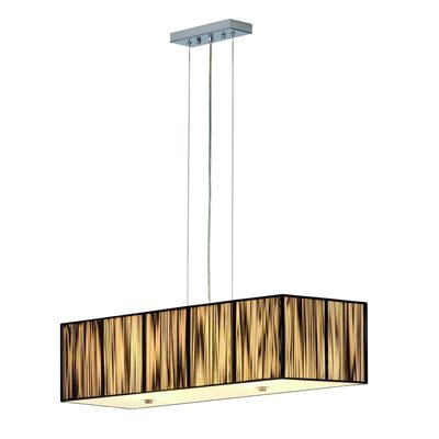 Lasson 4 Light Pendant Product Photo