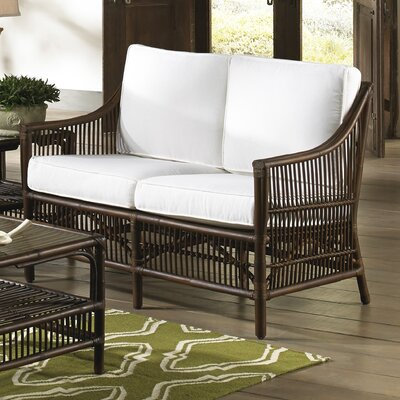 Bora Bora Loveseat with Cushion by Panama Jack Sunroom