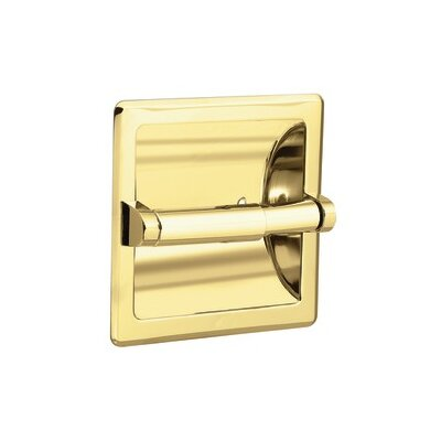 Donner Bath Furnishings Contemporary Recessed Toilet Paper Holder