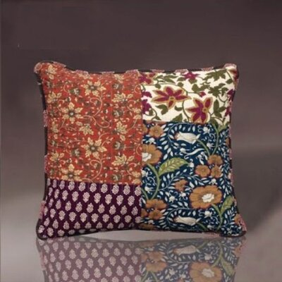 Floral Masterpiece Cushion Cover by DaDa Bedding