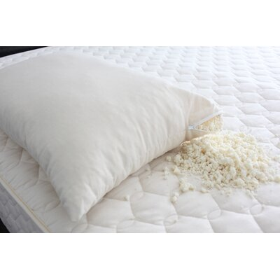 Shredded Latex Pillow by Savvy Rest