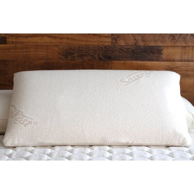 Talalay Pillow by Savvy Rest