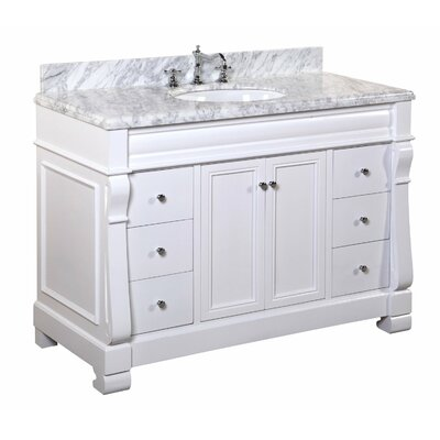 "Westminster 48"" Single Bathroom Vanity Set Product Photo"