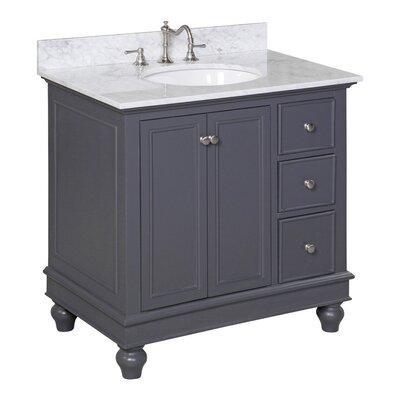 "Bella 36"" Single Bathroom Vanity Set Product Photo"