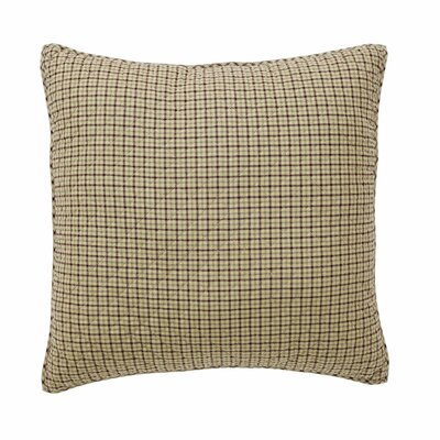 Barrington Quilted Euro Sham by VHC Brands