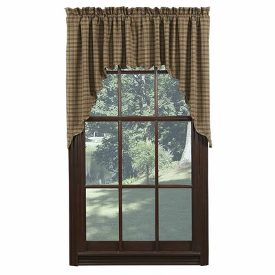 "Barrington Swag 36"" Curtain Valance (Set of 2) Product Photo"