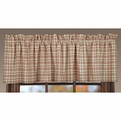 "Tacoma Lined 72"" Curtain Valance Product Photo"