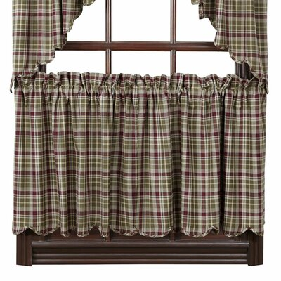 "Jackson 36"" Tier Curtain (Set of 2) Product Photo"