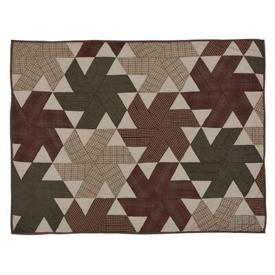 Danson Mill Quilted Cotton Throw by VHC Brands
