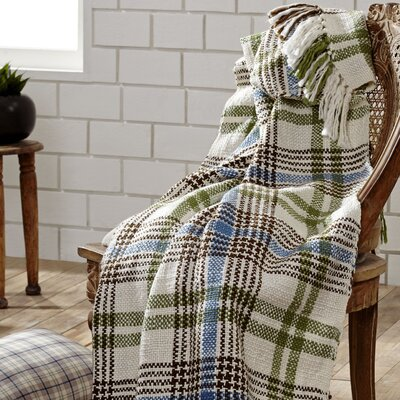 Maddox Woven Throw by VHC Brands