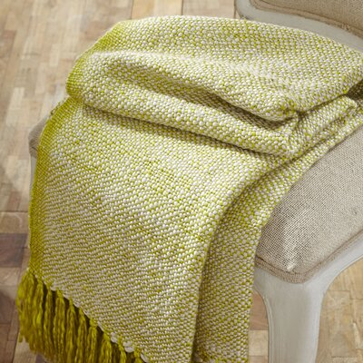 Tierney Woven Throw by VHC Brands