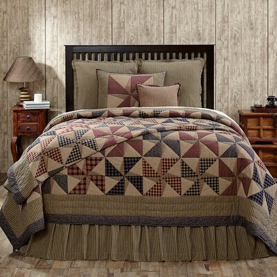 Providence Quilt by VHC Brands
