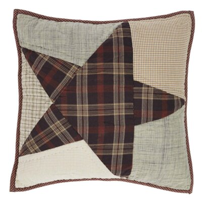Abilene Star Cotton Shell Pillow Cover by VHC Brands