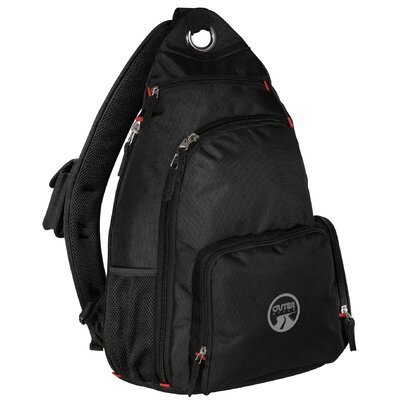Untouchable Sling Backpack by Outer Style