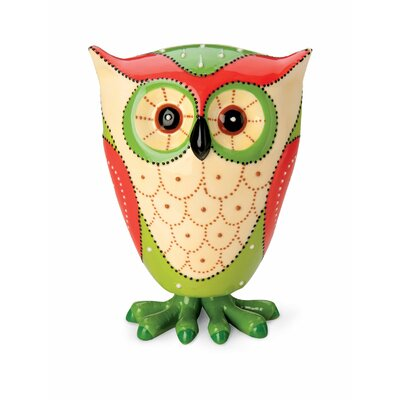 Boston International Bobble Owl Figurine