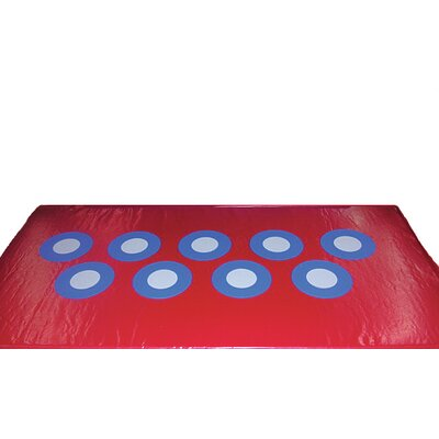 Running Tires Fitness Mat by Benee's
