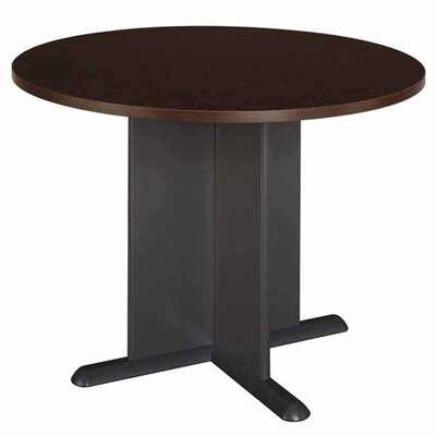 Bush Business Furniture Keswick 3.5' Circular Conference Table