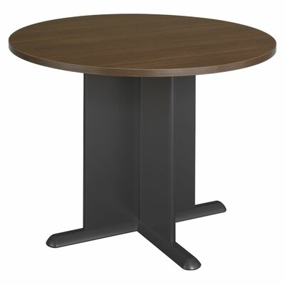 Bush Business Furniture Fairplex 3.5' Circular Conference Table