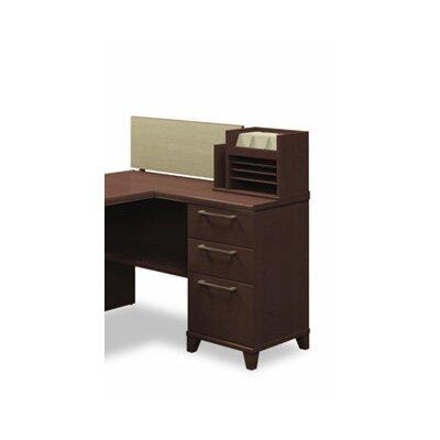 Bush Business Furniture Enterprise Corner Executive Desk