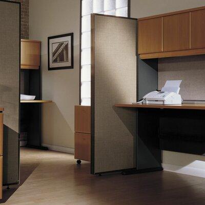 """Bush Business Furniture ProPanel Collection- Extra Tall 48"""" W Privacy Panel"""