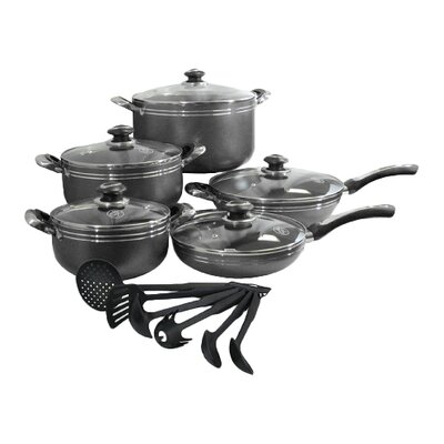 16 Piece Cookware Set by ROYAL COOK