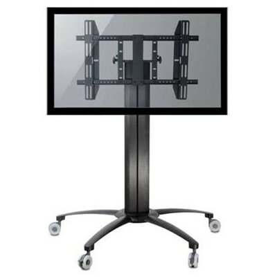 "TygerClaw Mobile TV Floor Mount for 32""-55"" Flat Panel Screens Product Photo"