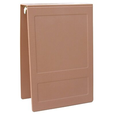 Top Open 2 Ring Molded Binder by Omnimed