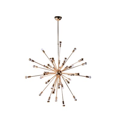 24 Light Chandelier Product Photo