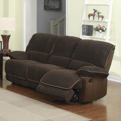 Jackson Reclining Sofa by Sunset Trading