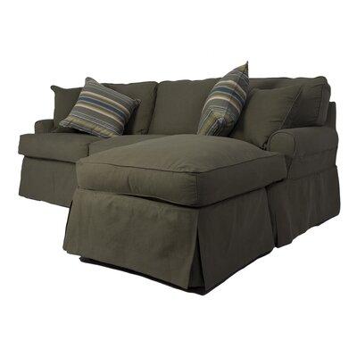 Sunset Trading Horizon Sleeper Sofa and Chaise Slipcover & Reviews