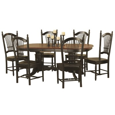 Extendable Dining Table by Sunset Trading