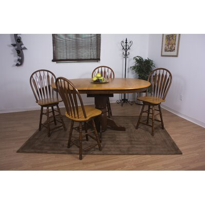 5 Piece Pub Table Set by Sunset Trading