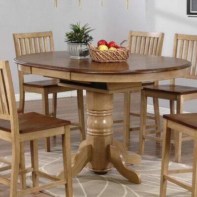 Brook Extendable Dining Table by Sunset Trading
