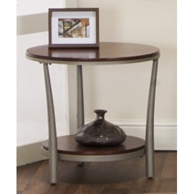 Deco End Table by Sunset Trading