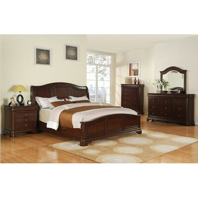 Sunset Suites Sleigh Customizable Bedroom Set by Sunset Trading