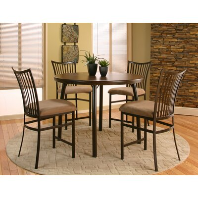 Casual Dining Gunstock Pub Table by Sunset Trading