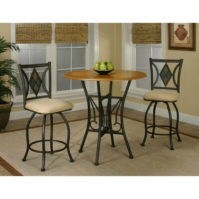 3 Piece Pub Table Set by Sunset Trading