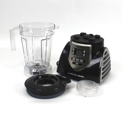 Healthmaster Montel Williams Elite Blender Amp Reviews Wayfair