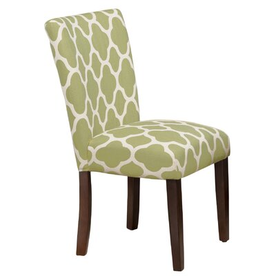 HomePop Geo Brights Parsons Chair & Reviews