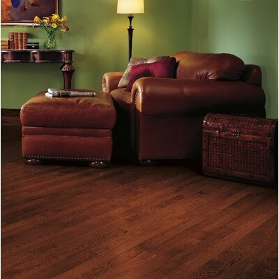 "Bruce Flooring Westchester 2-1/4"" Solid Oak Hardwood Flooring in Cherry"