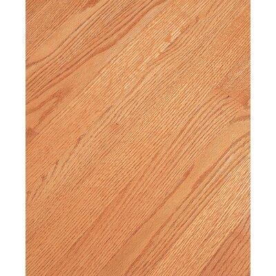 Bruce Flooring SAMPLE - Fulton™ Plank Solid Red Oak in Butterscotch