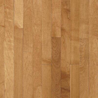 Bruce Flooring SAMPLE - Kennedale® Prestige Plank Solid Light Maple in Caramel