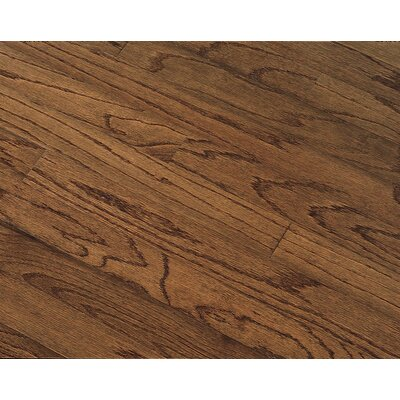 Bruce Flooring SAMPLE - Northshore® Plank Engineered Red Oak in Saddle